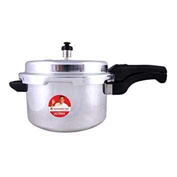 Wonderchef   Aluminium Ultima Pressure Cooker 2 L
