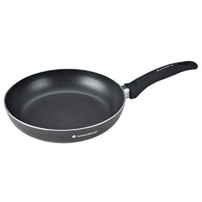 Wonderchef Premia Aluminium Fry Pan, 1.5 Litres,24cm