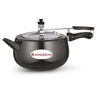 Wonderchef Raven  Aluminium Pressure Cooker 2 litres