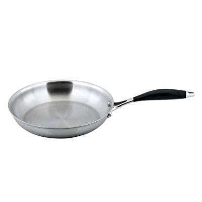 Wonderchef Stanton Stainless Steel Fry Pan, 2.2 Litres